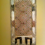 Islamic mosaic tile