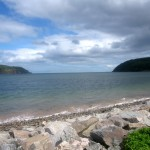 the Sutors of Cromarty Firth from Cromarty