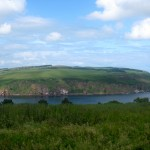 North Sutor and Cromarty Firth