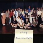 1999 Newsroom Staff