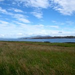 looking toward Mull