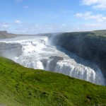 Gullfoss waterfall, Iceland