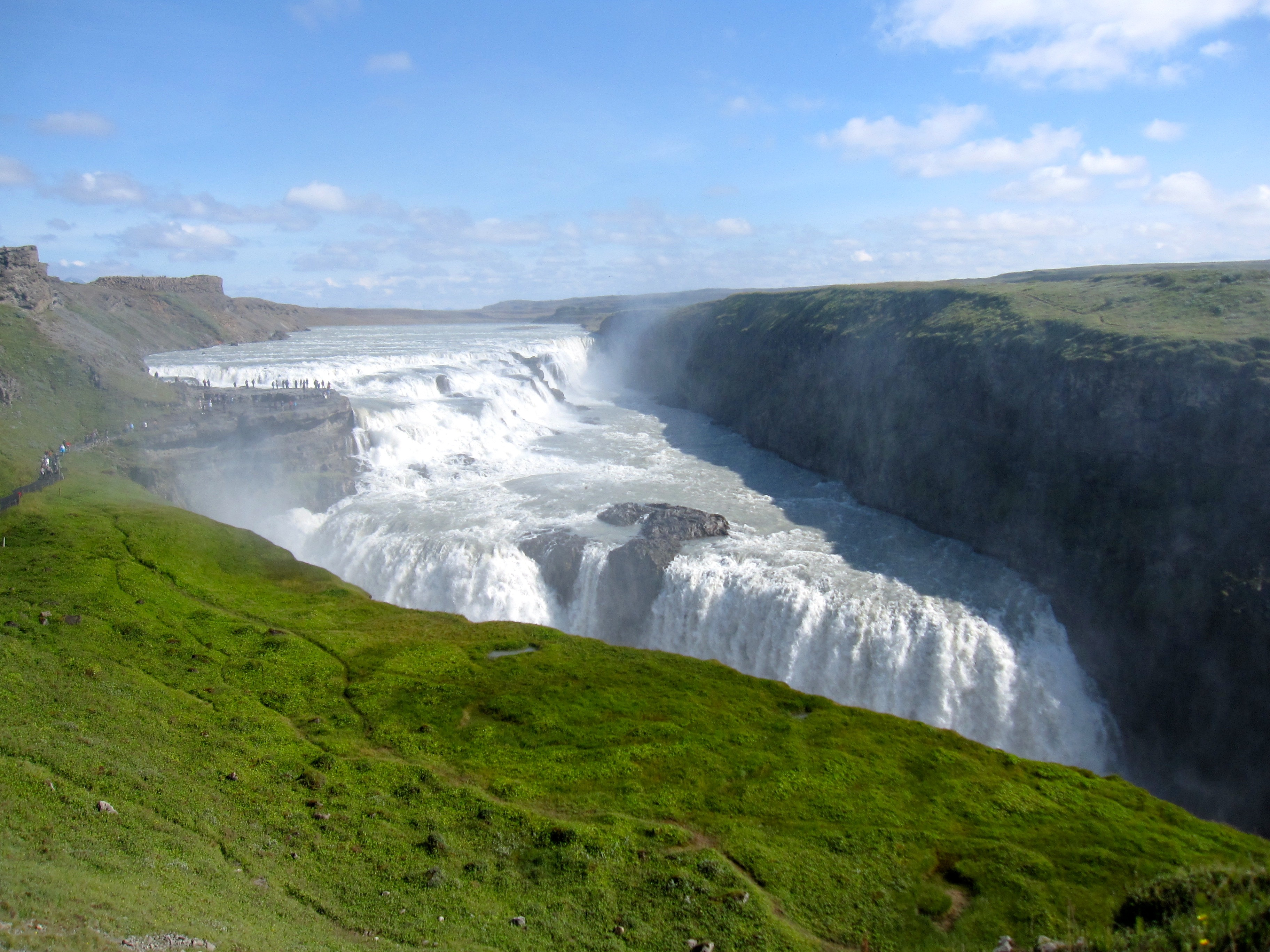 Download this Gullfoss Waterfall... picture