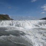 "the Gullfoss ""Golden Falls"" waterfall"