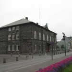 Icelandic Parliament House